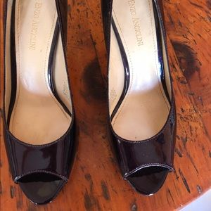 ENZO ANGIOLINI HIGH HEEL PUMPS SIZE 9.5M
